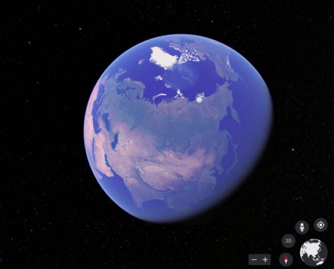 Google Earth Timelapse. Как Россия поменялась за 40 лет