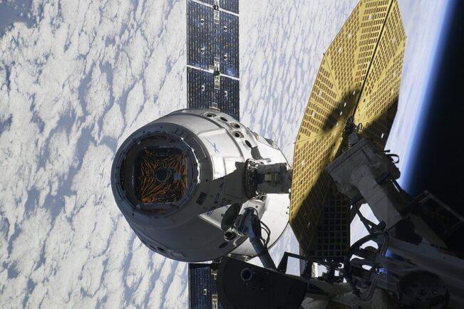 Прогресс МС-14 отстыковался от МКС, его затопят в Тихом океане