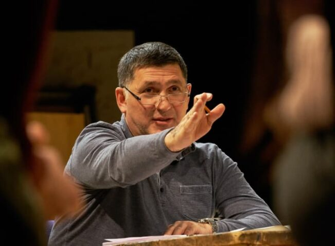 Сергей Пускепалис о постановке во МХАТе: «Реакция была такая, что можно было не мыть полы, потому что слезы текли ручьями»