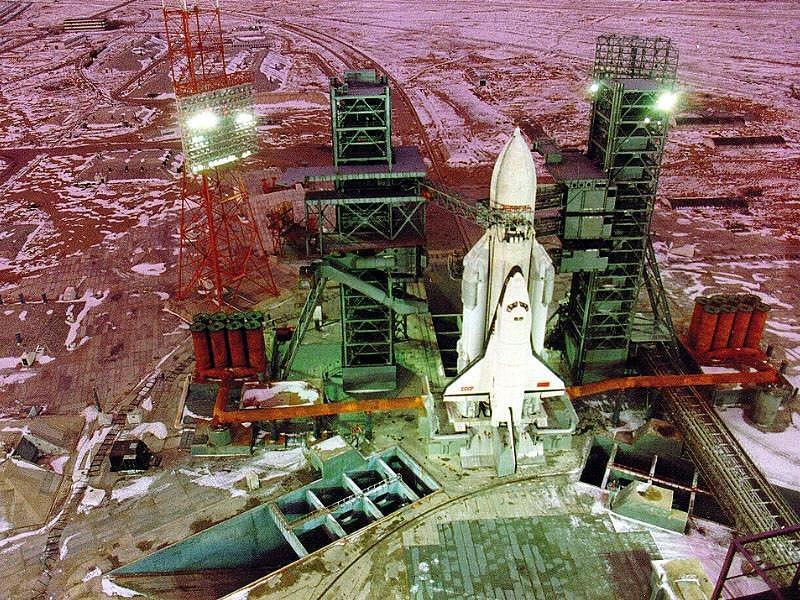 В Роскосмосе назвали основные ошибки проекта «Буран»