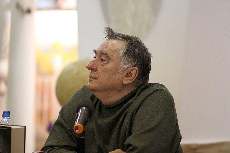 Александр Проханов: «За этой панелью присутствует четвертая сила, главная сила, которая правит нашим государством»