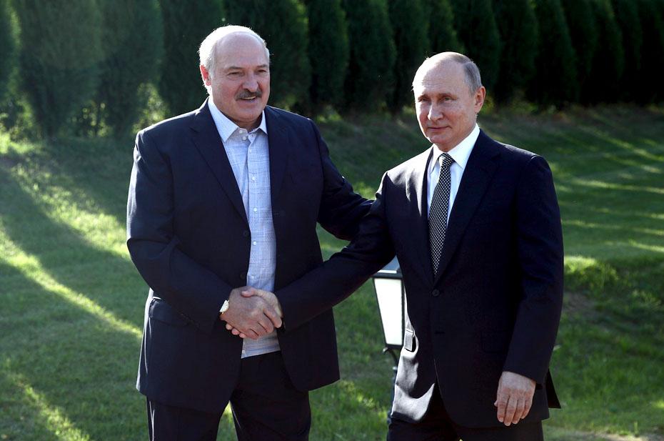 Политолог Сергей Марков о том, почему в Москве не верят обвинениям в государственном терроризме, которые западные страны выдвигают Александру Лукашенко