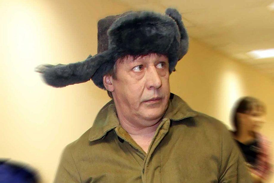 ФСИН опровергла информацию о том, что актер Михаил Ефремов находится в Москве