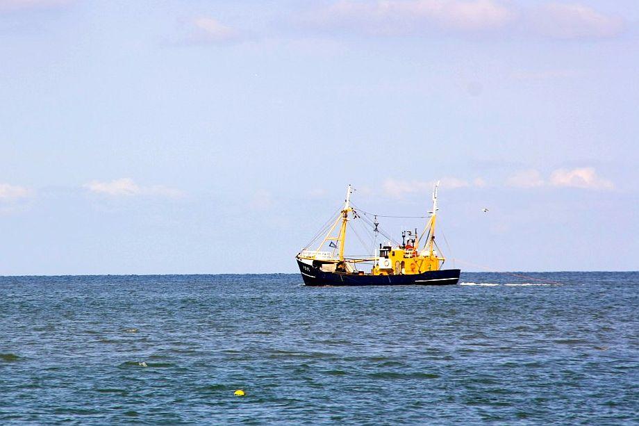 В Охотском море столкнулись рыболовецкие судна России и Японии. Три человека погибли