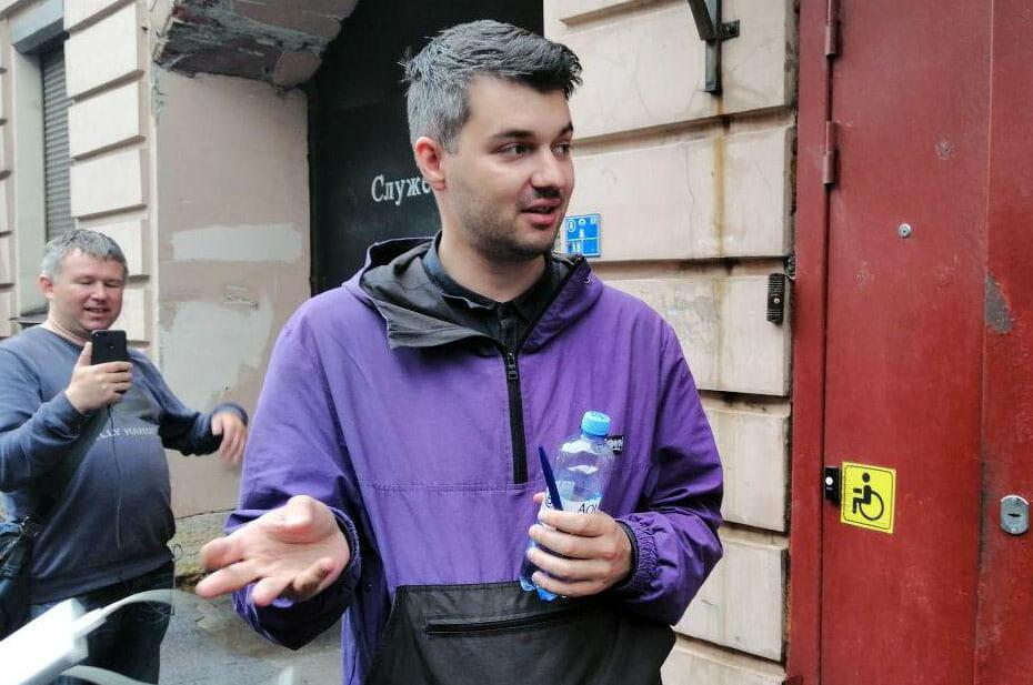 Стало известно, кто «слил» в сеть адреса зарегистрировавшихся пользователей на сайте «Свободу Навальному»