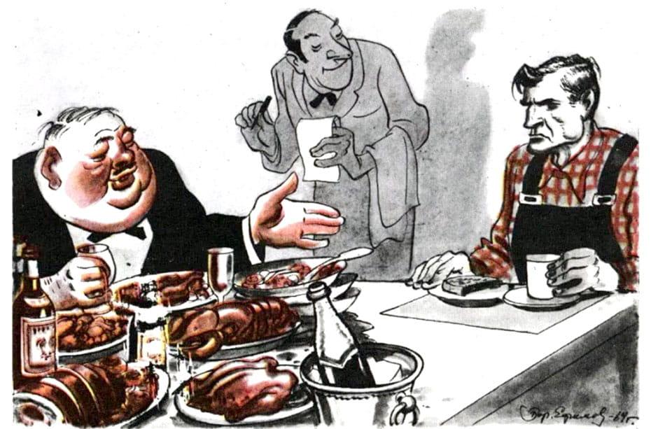 Еще раз о социальном неравенстве: во сколько России обходится «кормление» «высшего» 1%