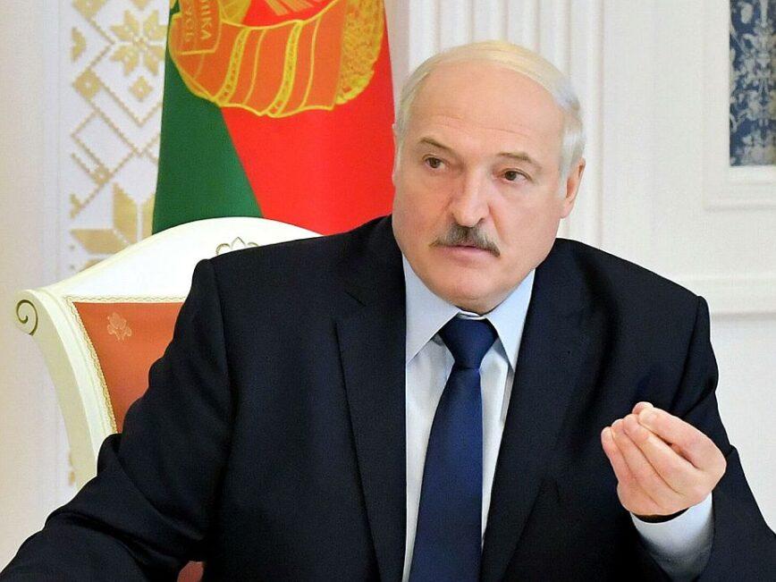 ХАМАС, не ХАМАС – это не имеет значения. Лукашенко объяснил принудительную посадку борта Ryanair