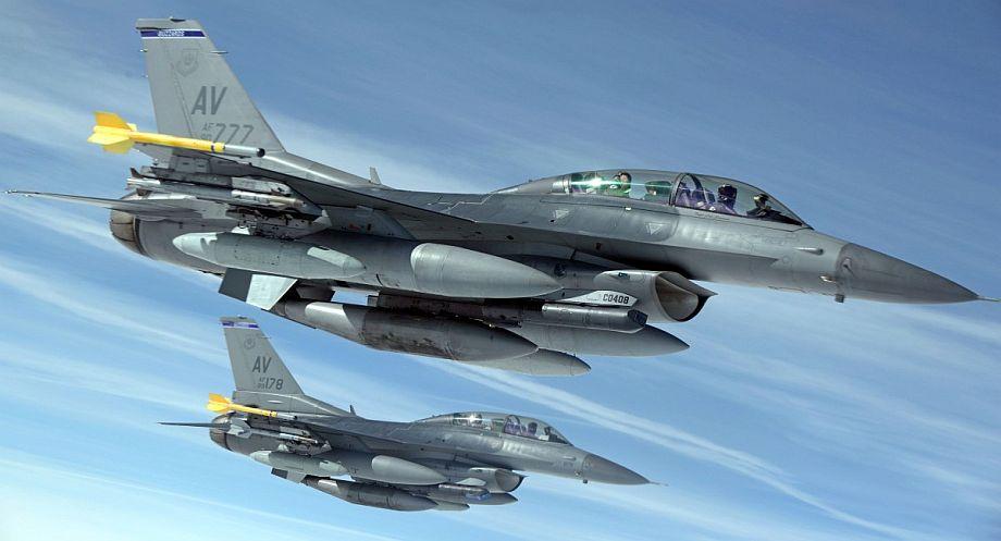 НАТО отрабатывает варианты авиаударов по Белоруссии и России