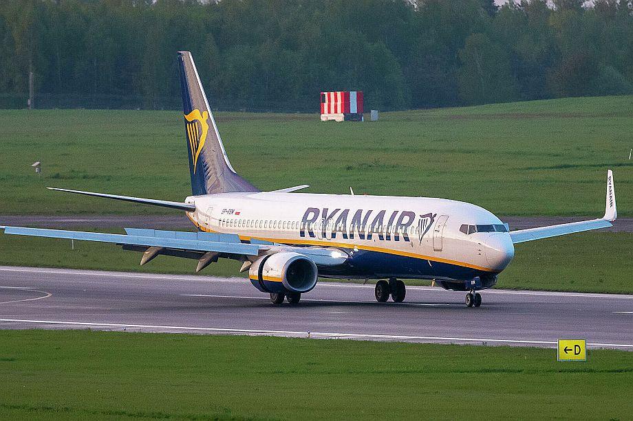 Ryanair из-за угрозы минирования срочно посадили в Берлине