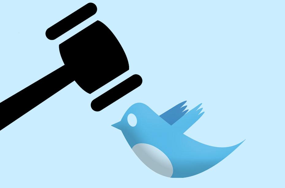 Суд в Москве оштрафовал Twitter на 19 млн рублей