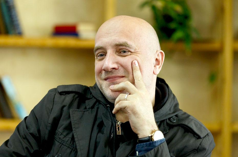«Вход свободный»: Захар Прилепин встретится с читателями в Замоскворечье