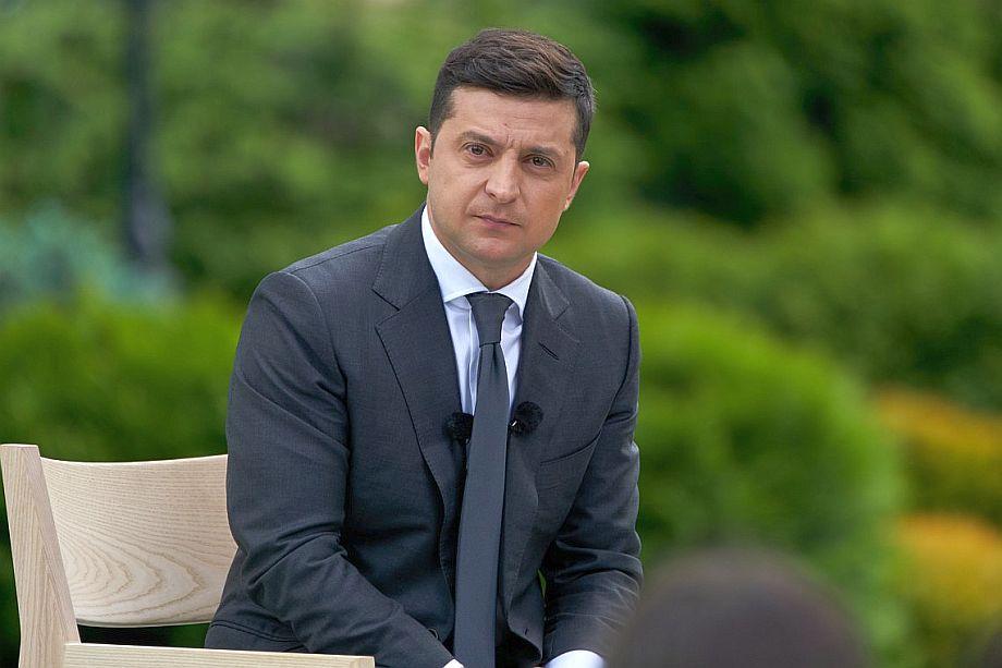 Референдум по Донбассу и встреча с Путиным. О чем говорил Владимир Зеленский на пресс-конференции