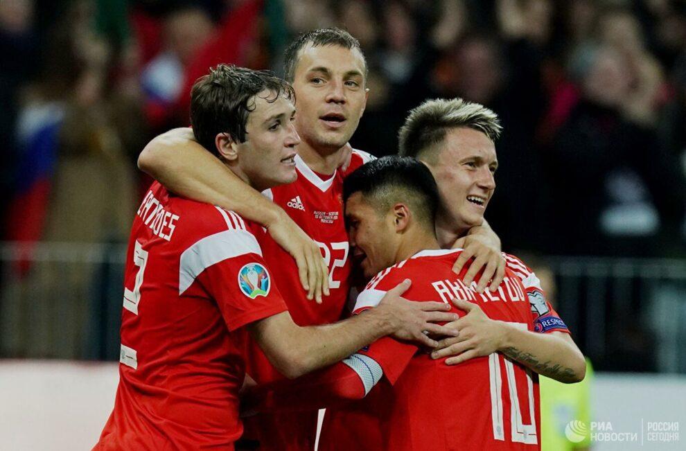 Назван окончательный состав сборной России на перенесенный ЕВРО-2020