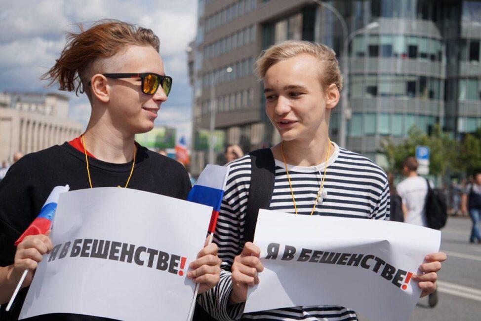 Эксперт сравнил поведение Протасевича и Навального после ареста