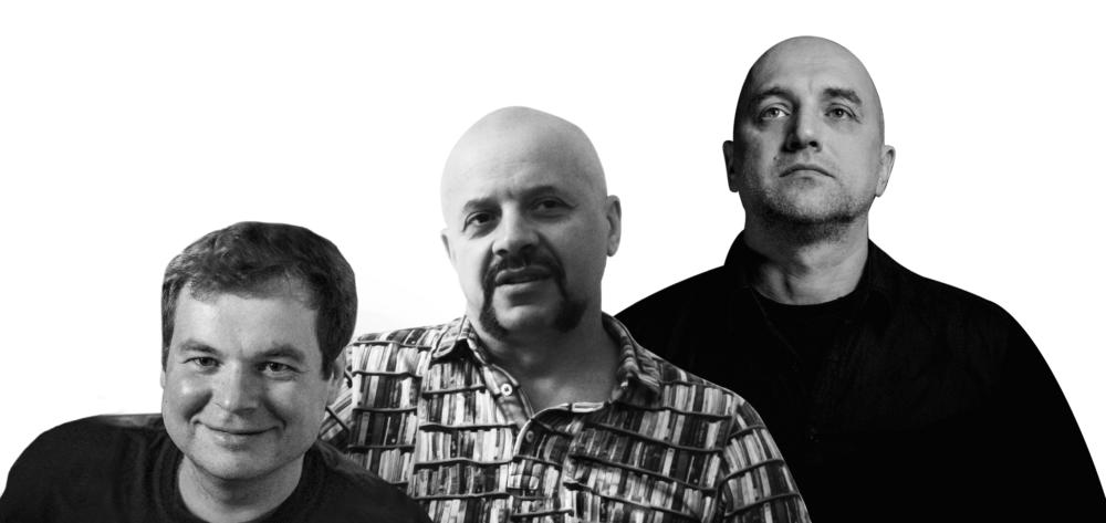 «Белую индию» презентуют три писателя