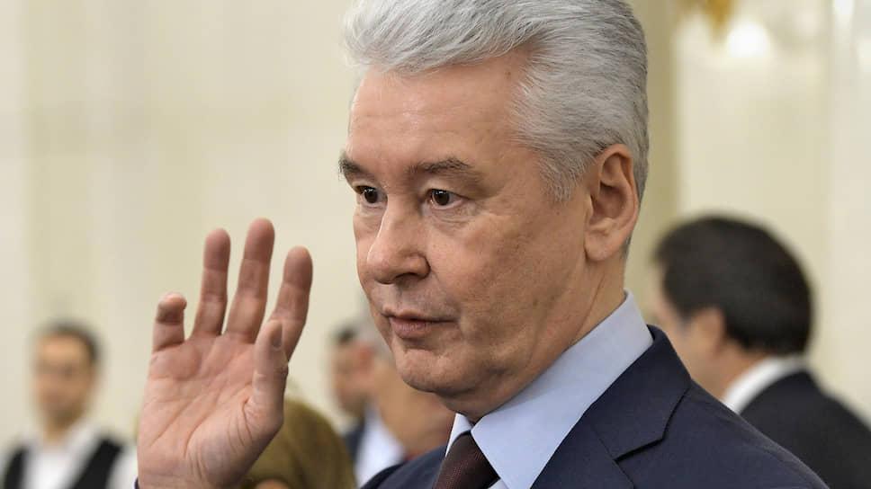 В Москве вводят новые ограничения