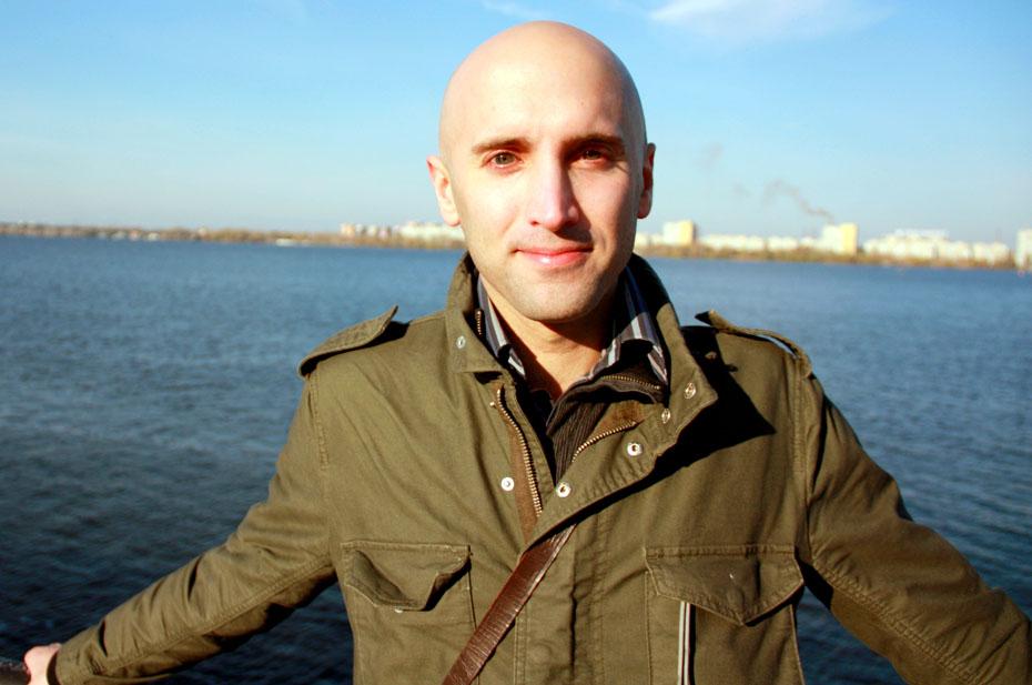 Британский журналист Грэм Филлипс:  «На Донбассе всё было настоящее»
