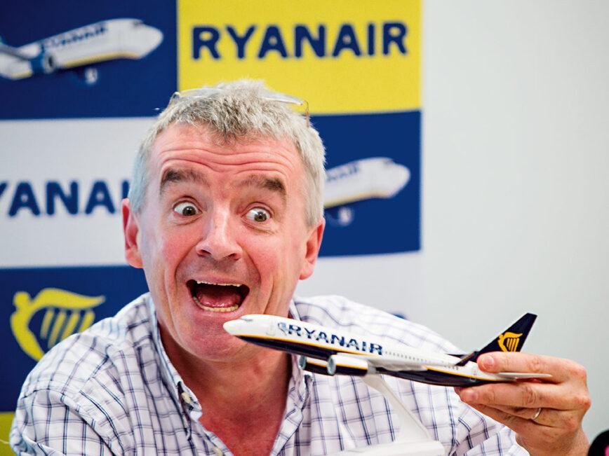 Гендиректор Ryanair раскрыл подробности посадки самолета Протасевича. Как и просил Владимир Путин