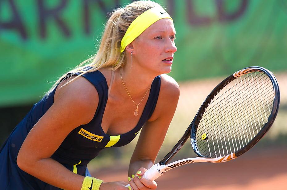 Теннисистку Сизикову подозревают в умышленном проигрыше
