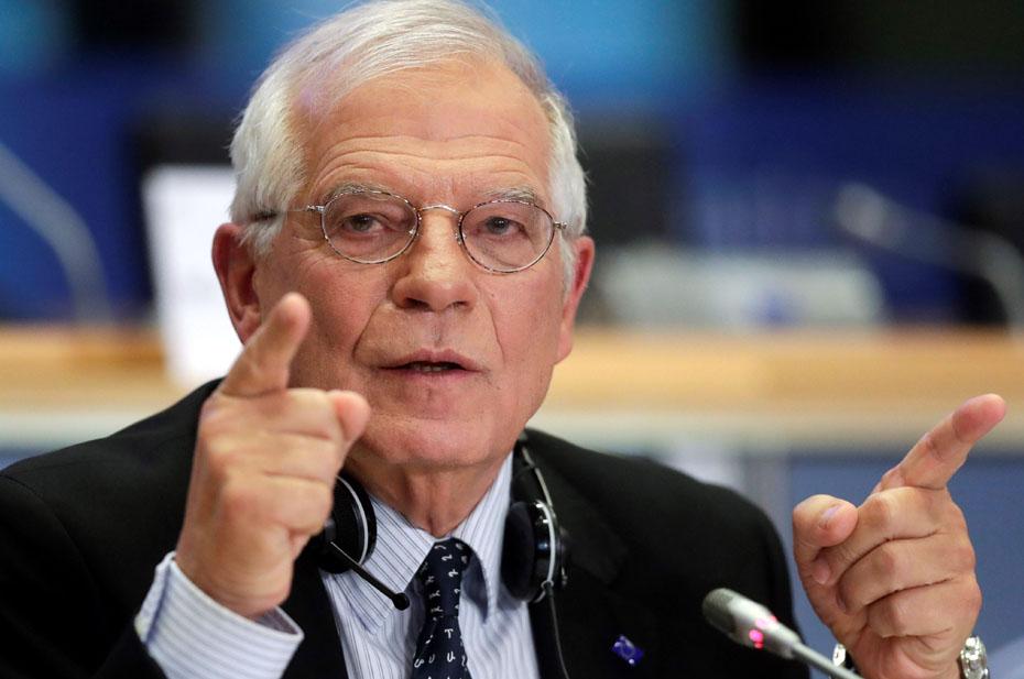 Евросоюз анонсировал санкции против Крыма и Белоруссии