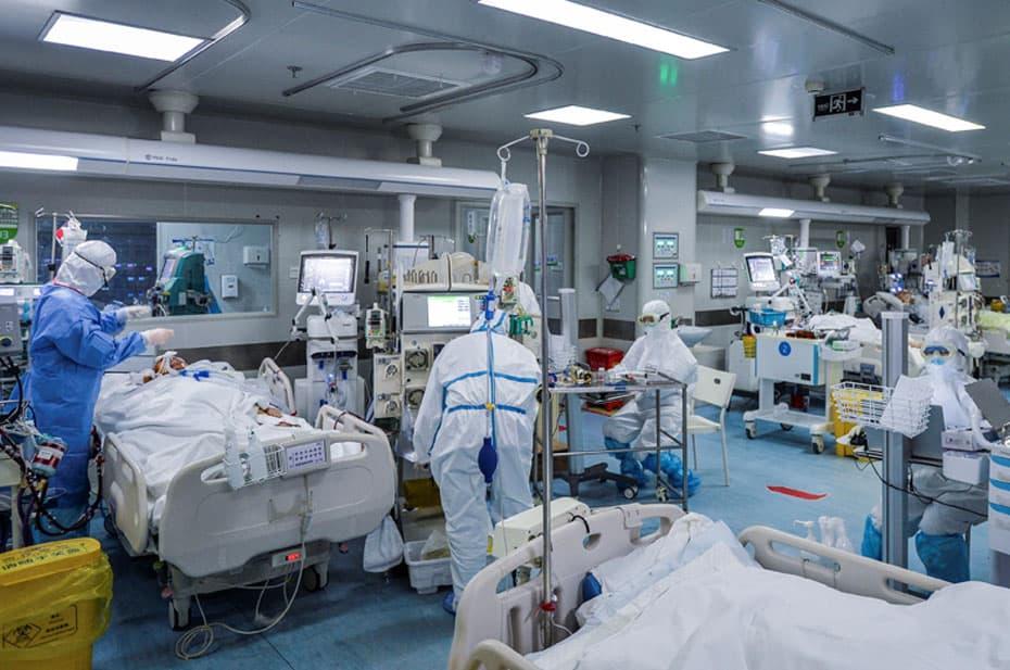 За сутки от коронавируса умерло рекордное количество россиян