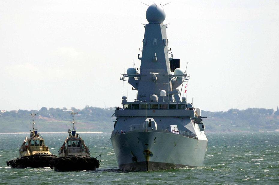Взгляд из Берлина. Как немецкая пресса оправдывала провокацию ВМС Великобритании в Крыму