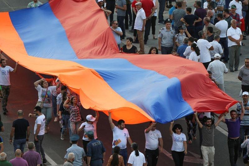 Армения перед бурей