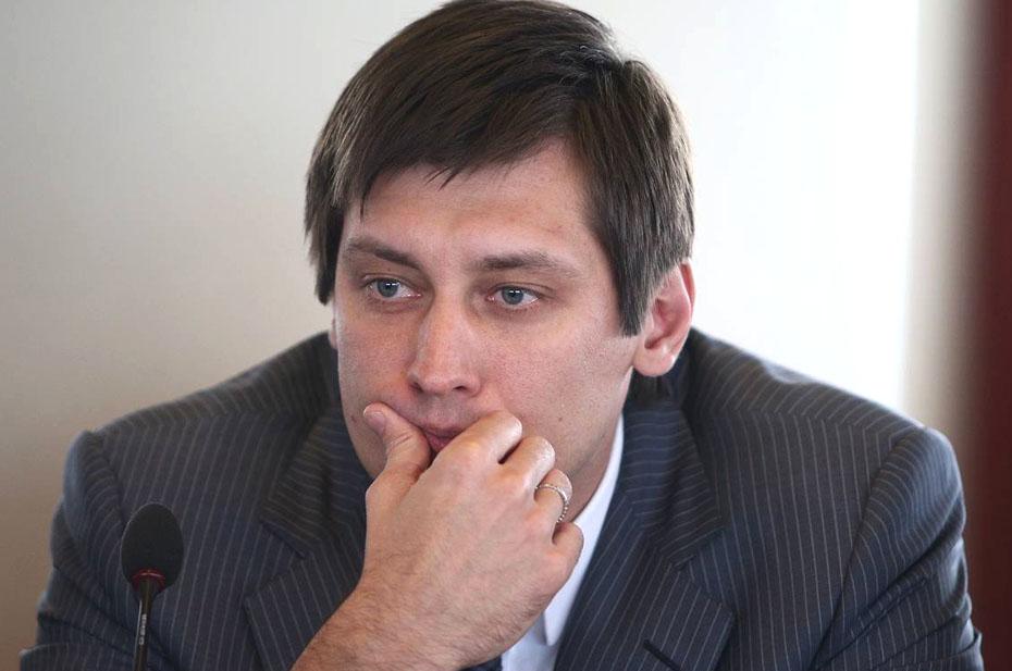 Политика Дмитрия Гудкова задержали по делу о неуплате аренды
