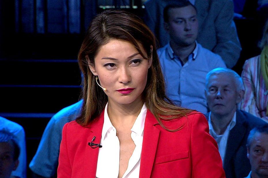 Марина Ким ответила Ивану Абрамову: «Отражение в зеркале зависит от денег и свободного времени»