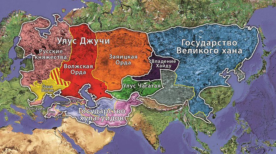 Евразийская кузница: как осколки Монгольской империи переплавились в Советский Союз
