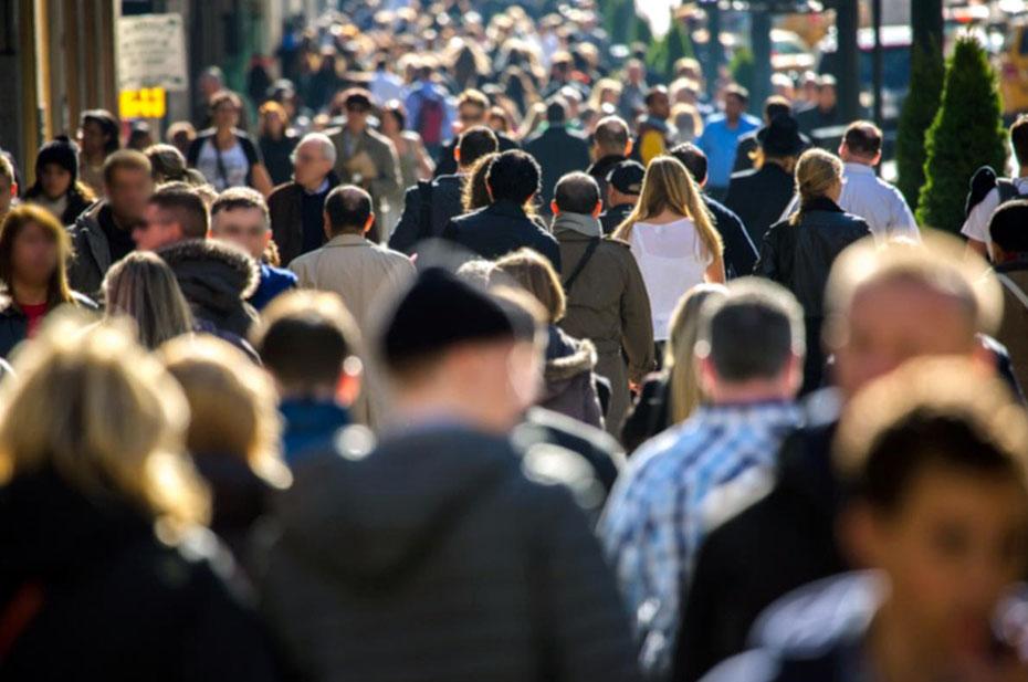 Население РФ с начала года сократилось на 304,5 тысячи
