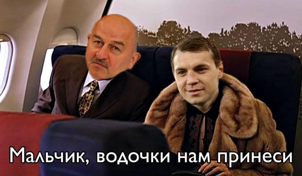 Водочки нам принеси. Мы домой летим. Как россияне отреагировали на поражение сборной на Евро-2020