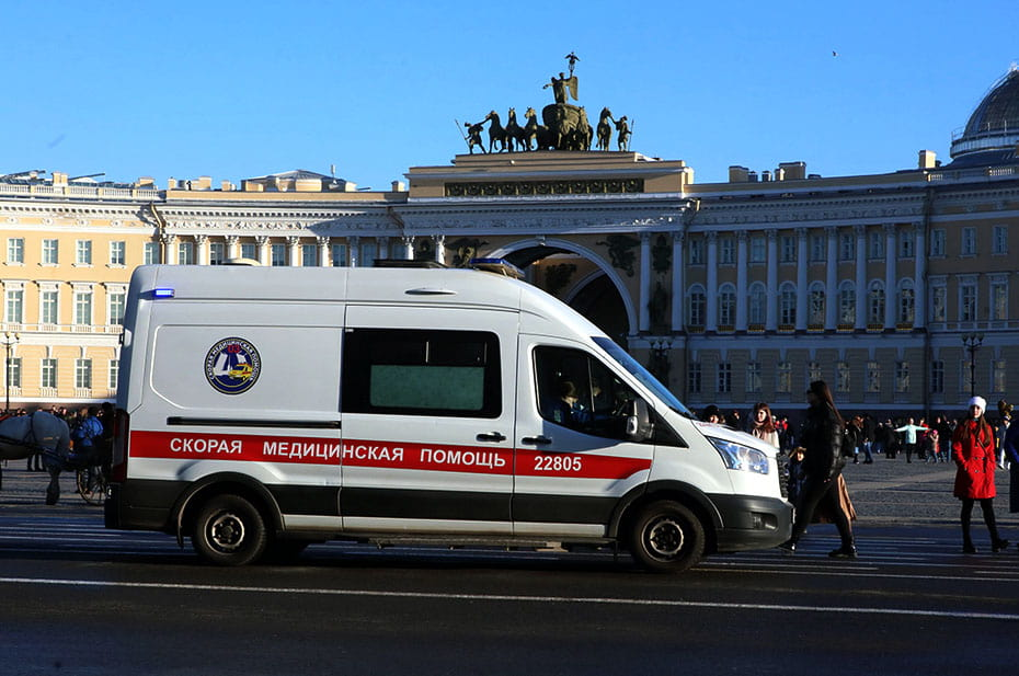 Петербург вновь побил рекорд по смертности от коронавируса