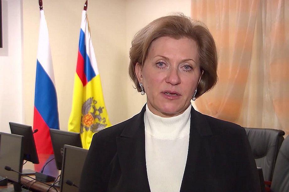 Глава Роспотребнадзора Попова участвовала в разработке вакцины от коронавируса