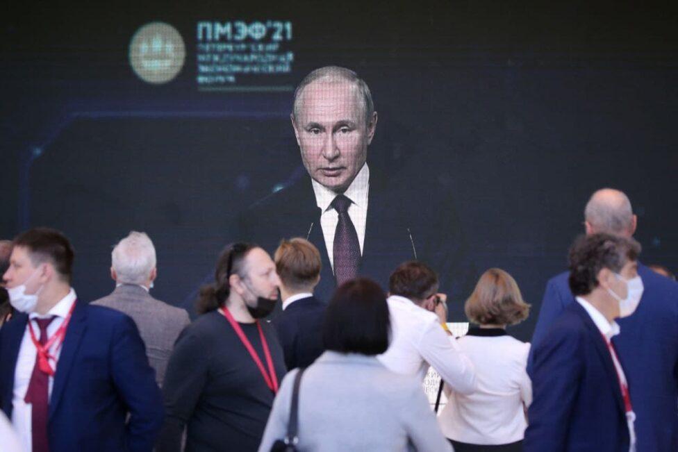 «Чушь, миф и передергивание»: Владимир Путин о разговорах, что Россия не заинтересована в решении глобальных экологических проблем