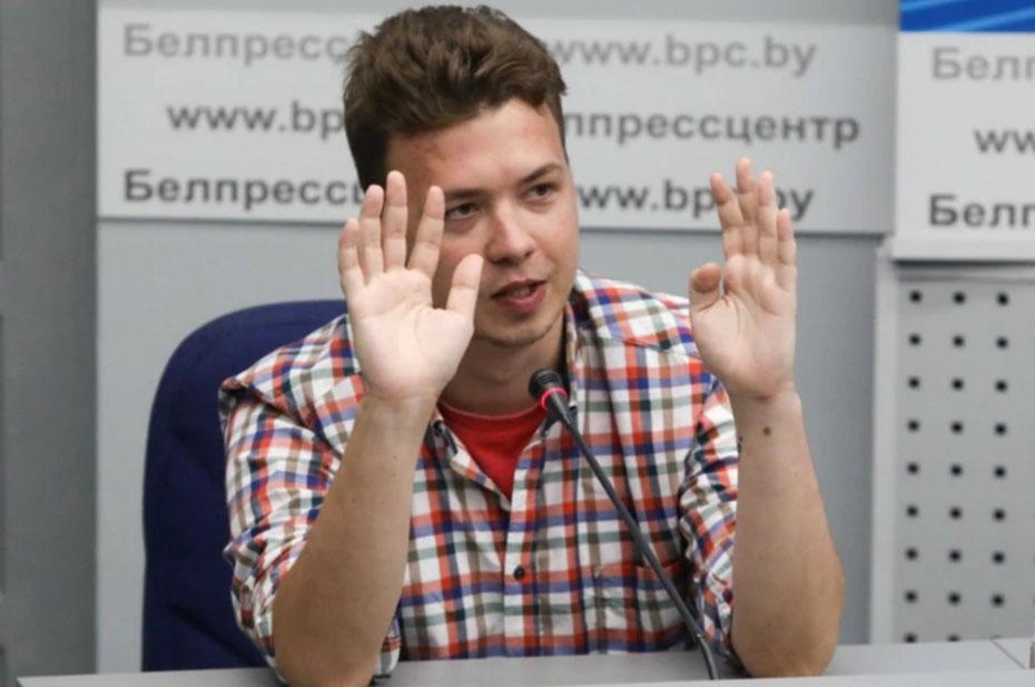 Из СИЗО в ресторан. Лукашенко выпустил Протасевича под домашний арест. Перед кем он делает реверансы?
