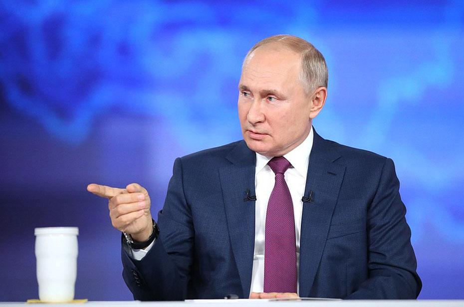 «Это просто подонки», – Владимир Путин о телефонных мошенниках и о том, что с ними делать