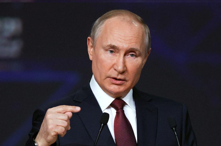 Путин заявил, что доходы у населения «припали»