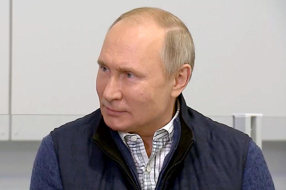 Обыкновенный нацизм. Путин дал оценку украинскому закону о «коренных народах»