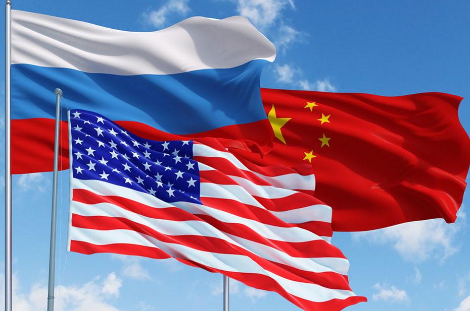 Россия может начать «дружить» с США против Китая