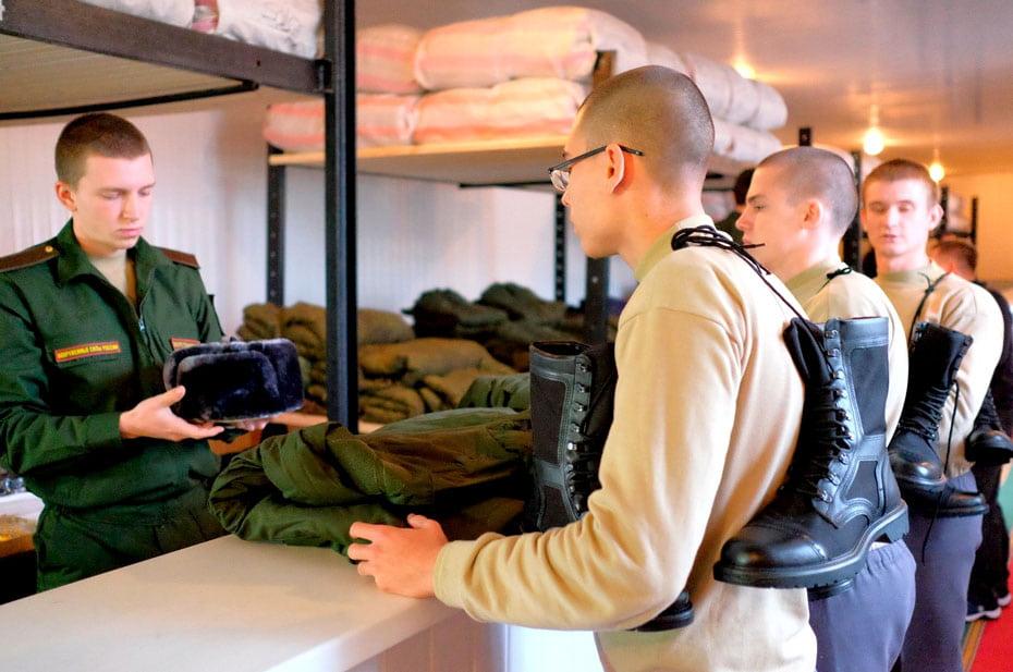 Сергей Шойгу: «Военкоматы в армии – это как гардероб в театре»