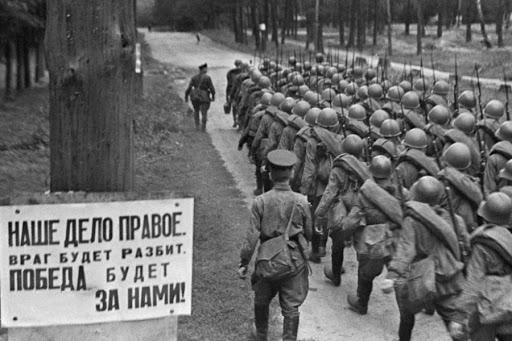 Напасть на Евразию: ошибка фашистов, не знающих единства советского народа