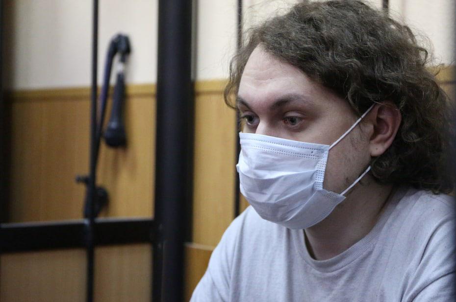 Блогера Юрия Хованского арестовали на два месяца