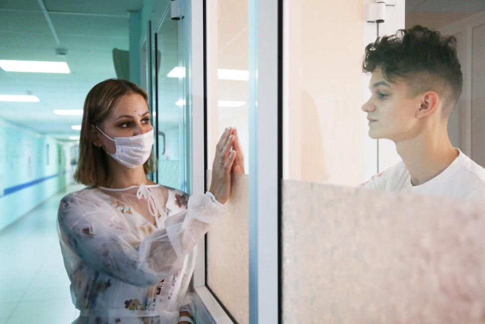 Начало вакцинации подростков от коронавируса