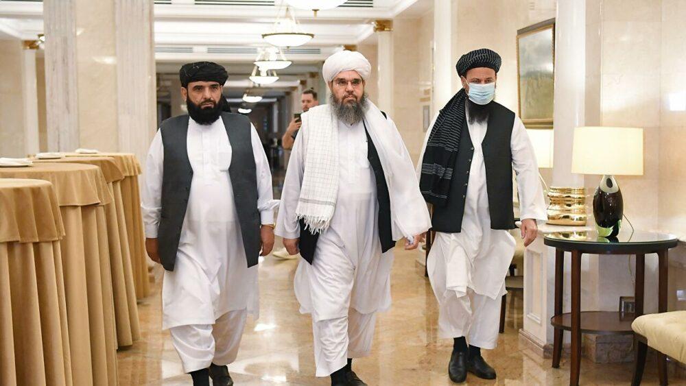 Талибы* в Москве и Кабуле