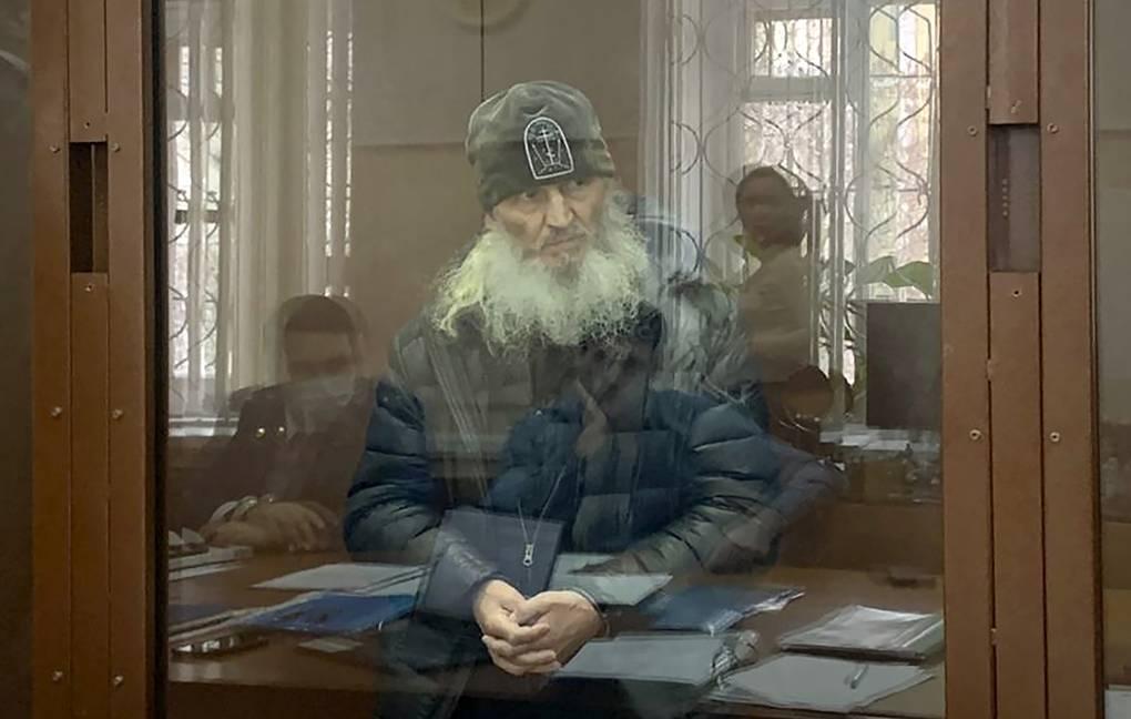 Экс-схимонах Сергий
