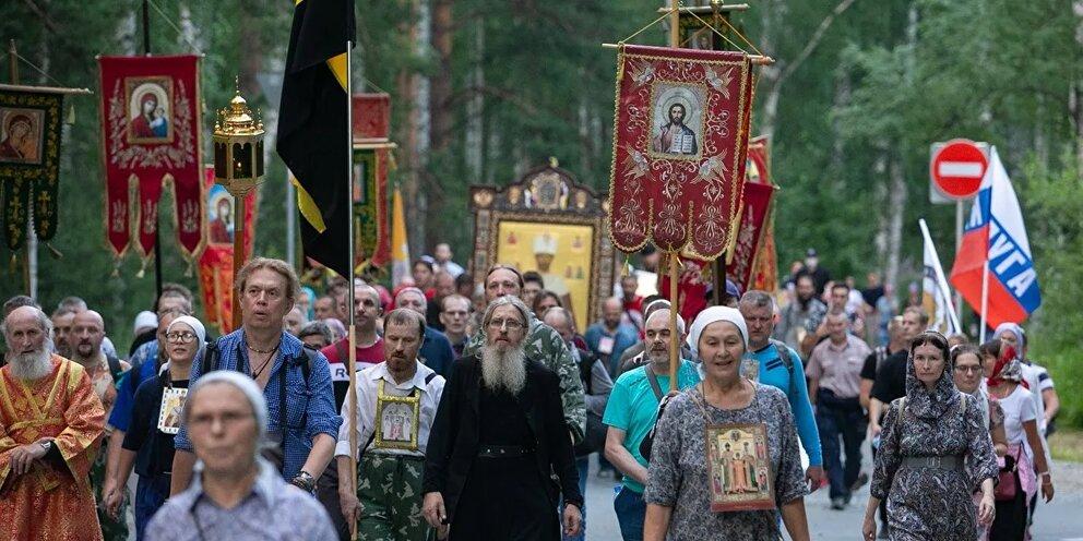 Епархия РПЦ в Свердловской области намерена провести крестный ход после запрета властей