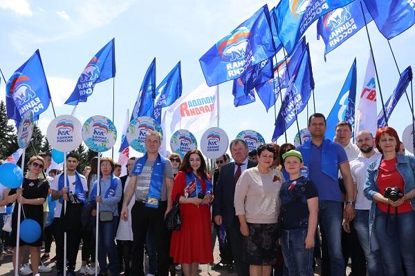 Как «Единая Россия» планирует увеличить число тех, кто реально проголосует за партию