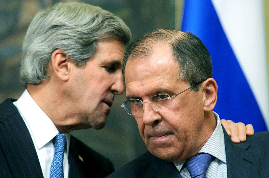 Лавров считает визит Джона Керри в Москву позитивным сигналом