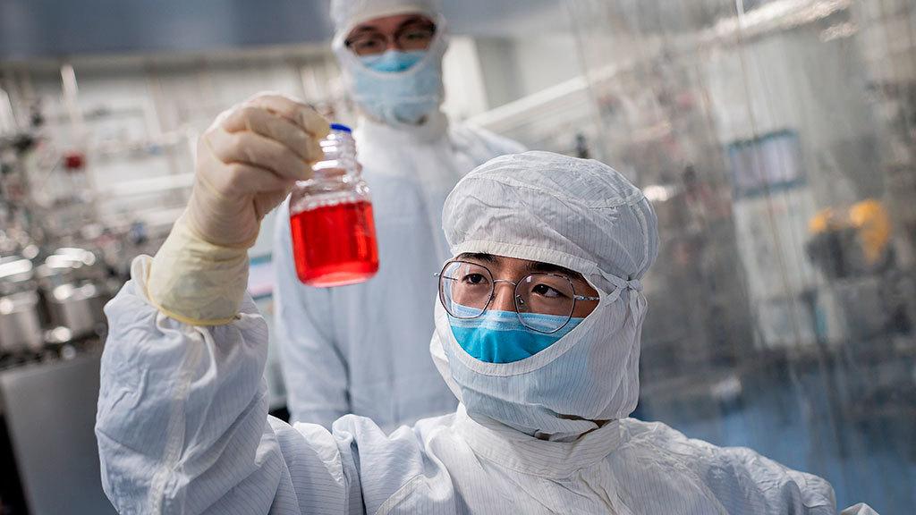 Китайская вакцина